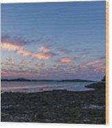 Lubec, Maine Wood Print