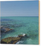 12- Ocean Reef Park Wood Print