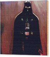 Star Wars Episode 5 Poster Wood Print