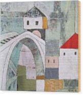 Stari Most, Mostar Wood Print