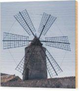 Trapani - Sicily Wood Print