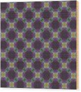 Arabesque 045 Wood Print