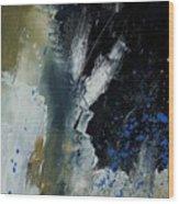 1237 Wood Print