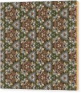 Arabesque 041 Wood Print