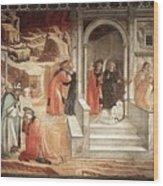 12dispu Fra Filippo Lippi Wood Print