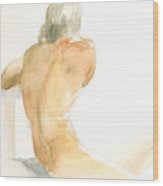 Nude Series Wood Print