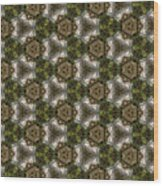 Arabesque 039 Wood Print