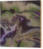 134737 Wood Print
