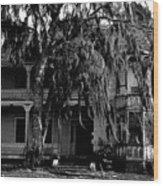 13th House On 13th Street Wood Print