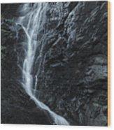 Cedar Creek Falls In Mount Tamborine Wood Print