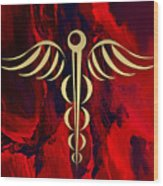 Doctors Collection Wood Print