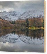 Glencoe - Scotland Wood Print