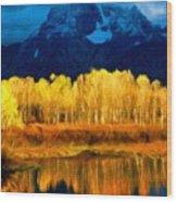 Landscape Pictures Nature Wood Print