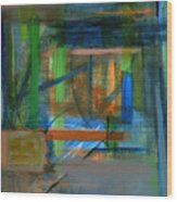 Rcnpaintings.com Wood Print by Chris N Rohrbach