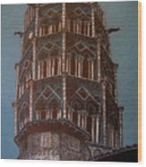 14th Century Toulouse Wood Print