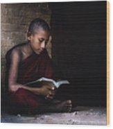 Bagan - Myanmar Wood Print