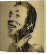 Smokey Robinson Collection Wood Print