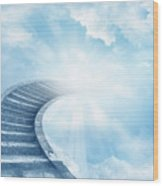 Stairway To Heaven 5 Wood Print