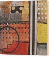 Untitled  Wood Print