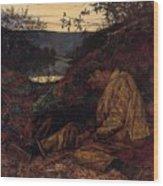 Wallis Henry The Stonebreaker2 Henry Wallis Wood Print
