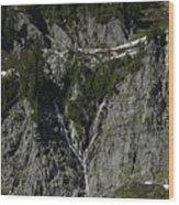 150529-lakeanntrail Wood Print