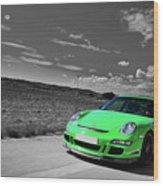 15876 Porsche Wood Print