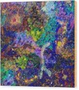 16-6 Lambda Sky Wood Print
