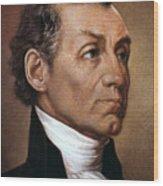 James Monroe (1758-1831) Wood Print by Granger