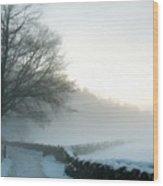 Wall Landscape Wood Print