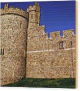 Windsor Castle England United Kingdom Uk Wood Print