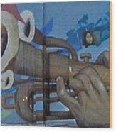 Wynwood Art Wood Print