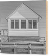 17 - Petunia -  Flower Cottages Series Wood Print