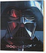 Star Wars Episode 3 Art Wood Print