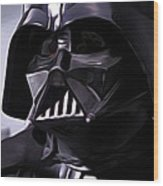 Star Wars Episode 5 Art Wood Print