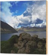 The Faroe Islands  Wood Print