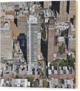 1708 Rittenhouse Square Street Philadelphia Pa 19103 6150 Wood Print by Duncan Pearson
