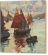 Public Domain Images Wood Print