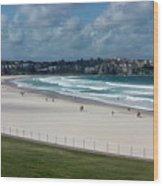 Australia - Bondi Beach Wood Print