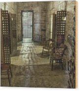 1859 Jail Wood Print