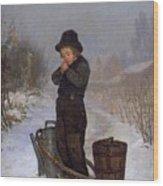 1867 Henry Bacon Wood Print