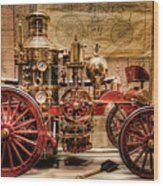 1870 Lafrance Wood Print