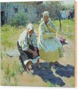 1893 Sergey Vinogradov Wood Print
