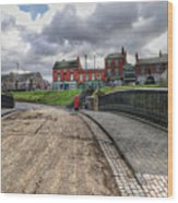 Birmingham England United Kingdom Uk Wood Print