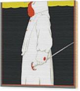 1904 Waschanstalt Zurich Advertising Poster Wood Print