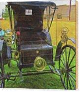 1906 Holsman Automobile Wood Print