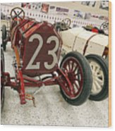1907 Itala Gran Prix Race Car Wood Print