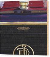 1907 Panhard Et Levassor Hood Ornament 2 Wood Print