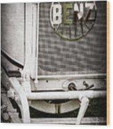 1908 Benz Prince Heinrich Two Seat Race Car Grille Emblem -1696ac Wood Print