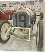 1908 Mercedes Race Car Wood Print