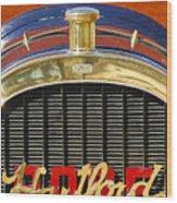1910 Pope Hartford T Hood Ornament Wood Print